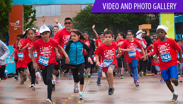 Texas Children's Hospital West Campus Family Fun Run draws thousands