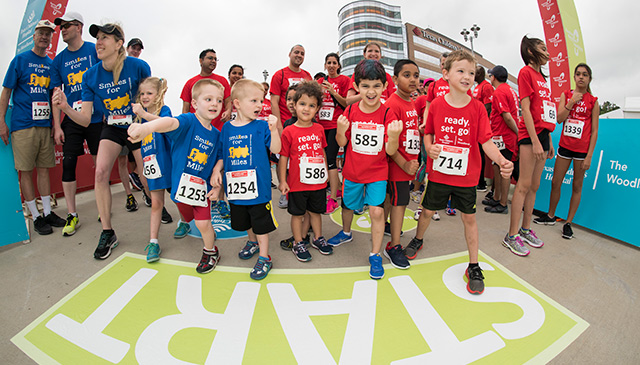 Time is running out to register for The Woodlands Family Fun Run