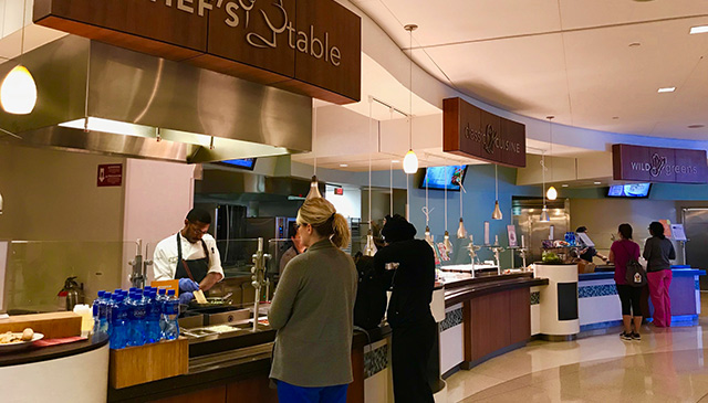 Texas Children's offers more lunch, dinner options for employees, patient families
