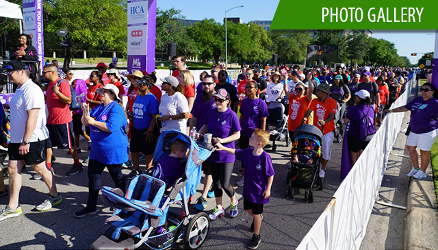 Texas Children's exceeds fundraising goal to support March of Dimes walk