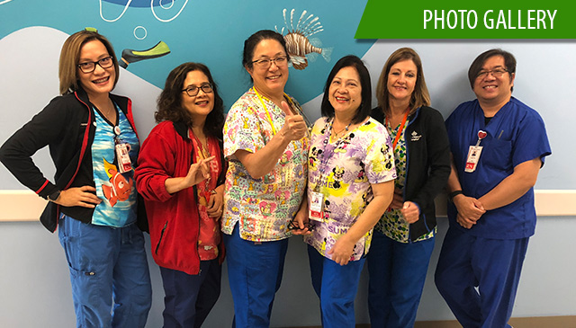 Texas Children's nurses recognized during National Nurses Week