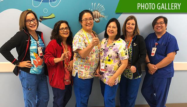 Texas Children's nurses recognized during National Nurses Week