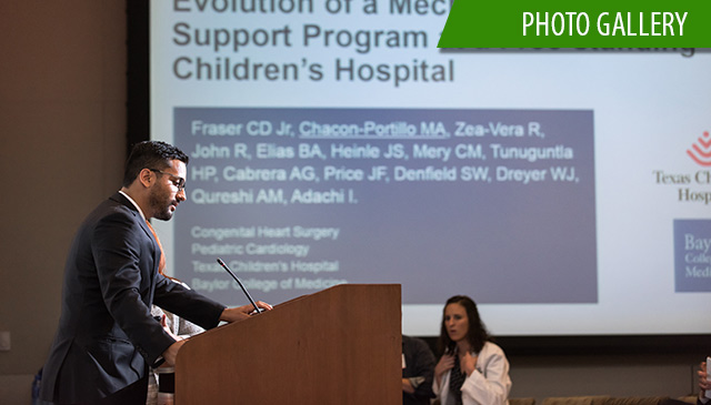 Researchers showcase their work at ninth annual Surgical Research Day