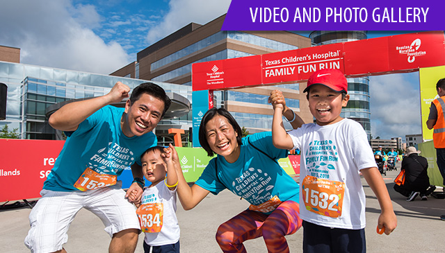 Second annual Family Fun Run in The Woodlands draws more than 1,500 participants