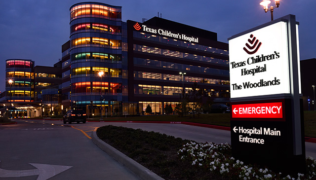 Texas Children's The Woodlands Campus wins Landmark Award