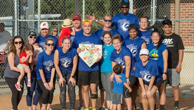 Sign up for the Periwinkle Kickball Classic 2018