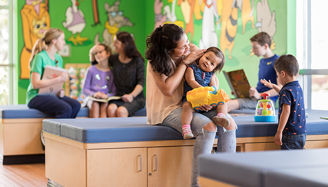 Texas Children's Urgent Care offers new features to reduce wait times