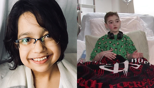 Texas Children's celebrates lung and heart transplant milestones