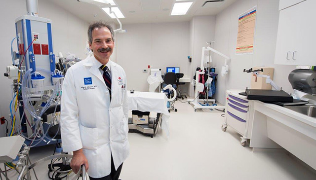 Dr. Allen Milewicz named associate chief of Clinical Affairs