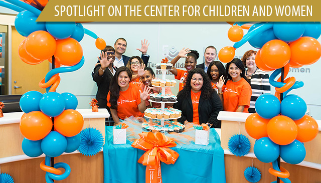 The Center for Children and Women celebrates its 5th anniversary