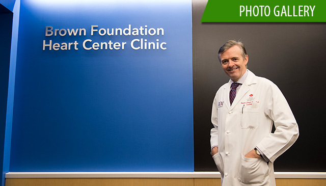 New Heart Center outpatient clinic designed to enhance and streamline care