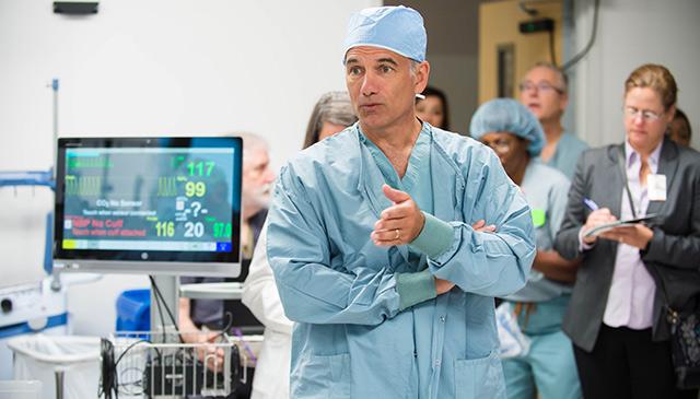 Meet Texas Children's new chief of Congenital Heart Surgery