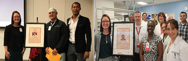 Two distinguished employees named Best of the West recipients