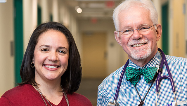 Medical leadership transition announced for Lung Transplant Program