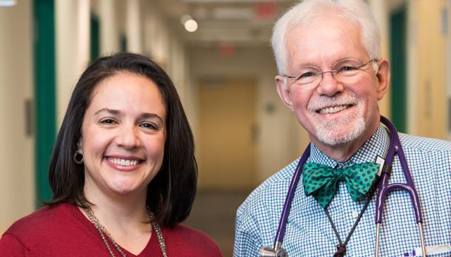 Medical leadership transition announced for Lung Transplant Program