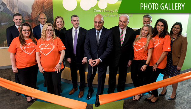 Direct Energy Patient Floor unveiled at Texas Children's Heart Center