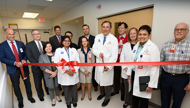New blood bank location opens in Legacy Tower