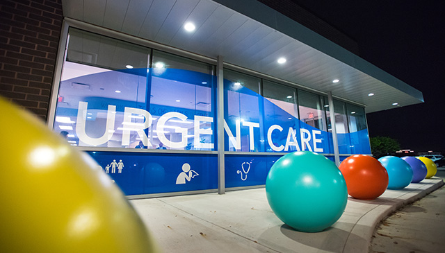 West Campus Urgent Care a success