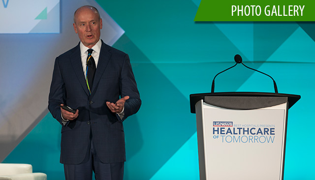 Texas Children's takes center stage at U.S. News Healthcare of Tomorrow summit