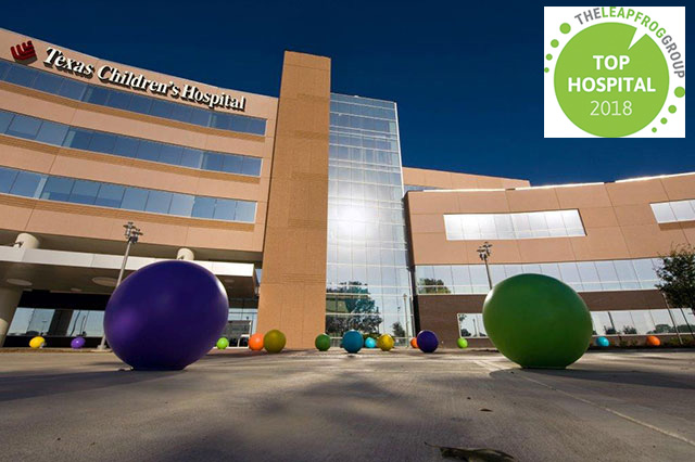 West Campus nationally recognized as a top children's hospital