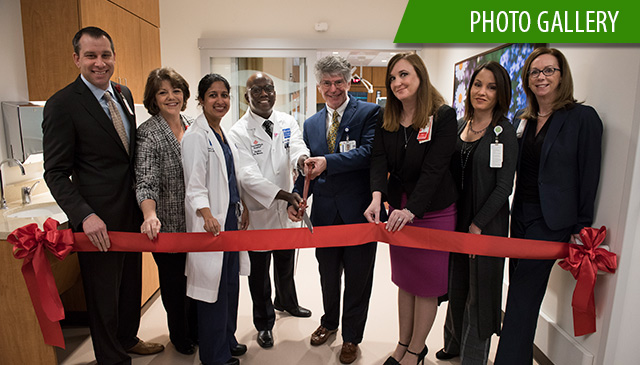 Pavilion for Women opens new OB-GYN ICU