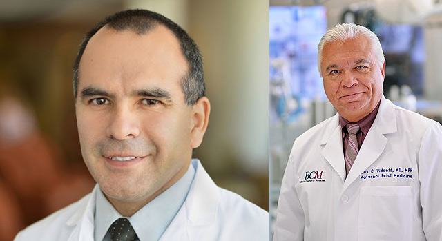 Espinoza, Vidaeff honored for work on pregnancy complications