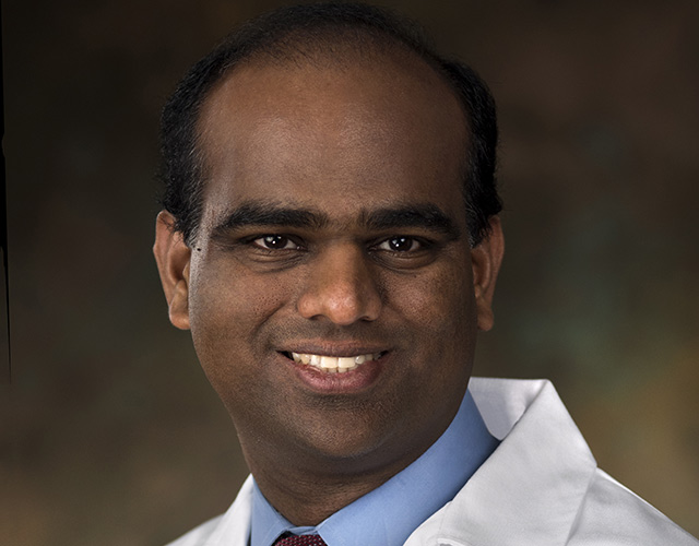 Venkatramani named director of Solid Tumor Programs