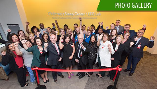 Texas Children's Hospital West Campus expands sleep center